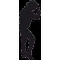 Танцующий Майкл Джексон