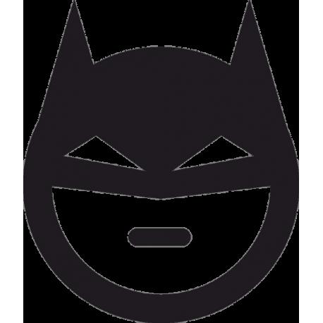 Смайлик Бэтмен