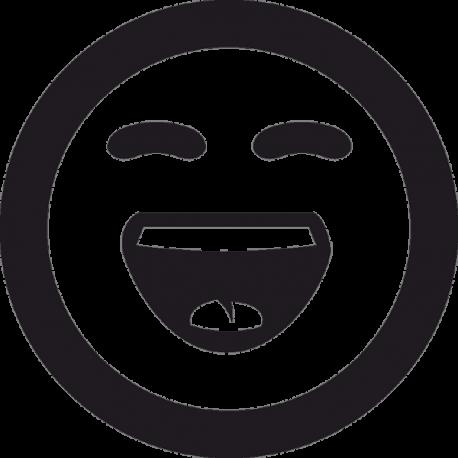 Смайлик Смех