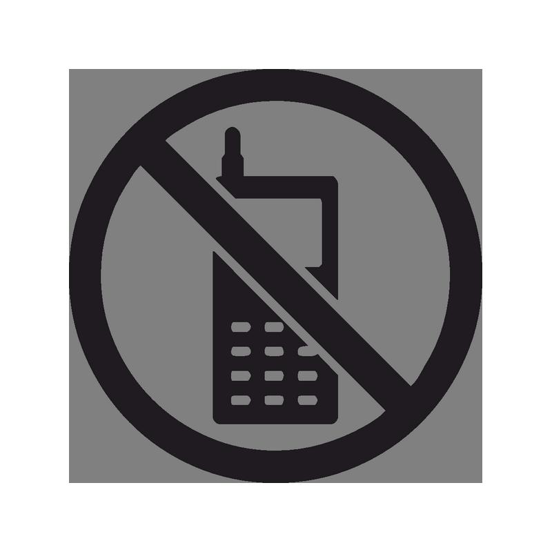 того, знак не пользоваться мобильными телефонами законченных парадных