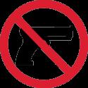 Знак Ношение Оружия Запрещено 1