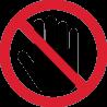 Знак Не Трогать 1