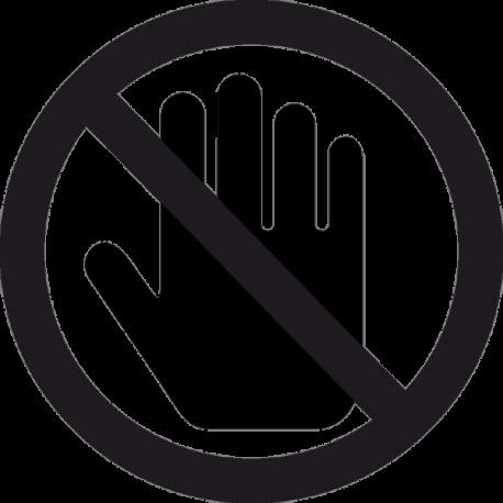 Знак Не Трогать 2