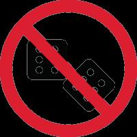 Знак Играть в Азартные Игры Запрещено 1