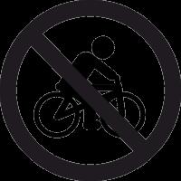 Ездить на Велосипеде Запрещено 2