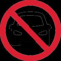 Въезд на Легковых машинах Запрещен 1