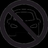 Въезд на Легковых машинах Запрещен 2
