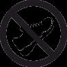Входить в обуви Запрещено 2