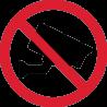 Знак Видеонаблюдение Запрещено 1