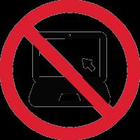 Использовать Компьютер Запрещено 1