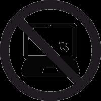 Использовать Компьютер Запрещено 2