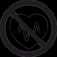 Людям с Сердечным имплантом Запрещено 2