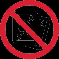 Играть в карты Запрещено 1