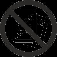 Играть в карты Запрещено 2