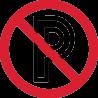 Знак Парковка Запрещена 1