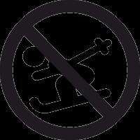 Кататься на Лыжах Запрещено 2