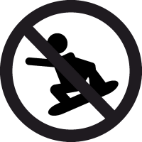 Кататься на Сноуборде Запрещено 2