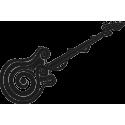 Гитара с Узорами