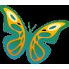 Бабочка 56