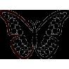 Бабочка 61