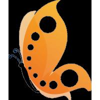 Бабочка 70