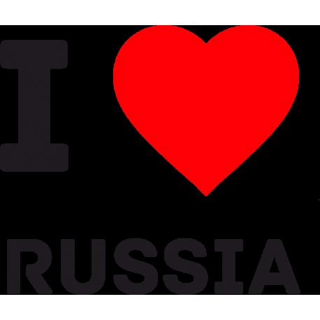 Я люблю Россию 1