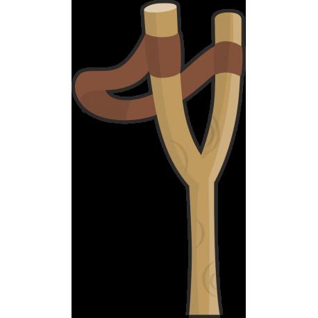 Рогатка из Angry Birds
