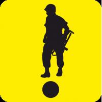 Начинающий водитель Военный