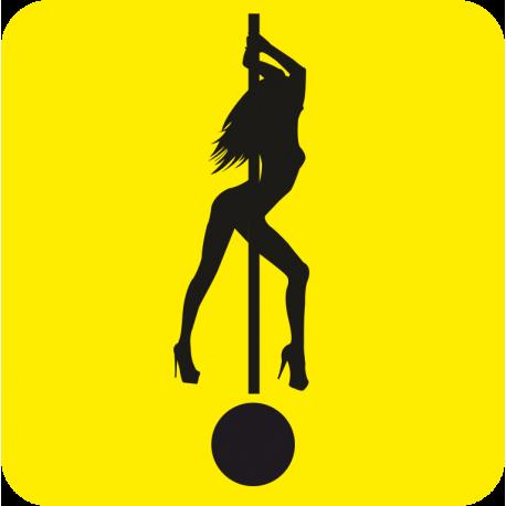 Начинающий водитель Танцовщица