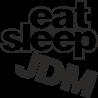 Ем, сплю, JDM - основные потребности автовладельца