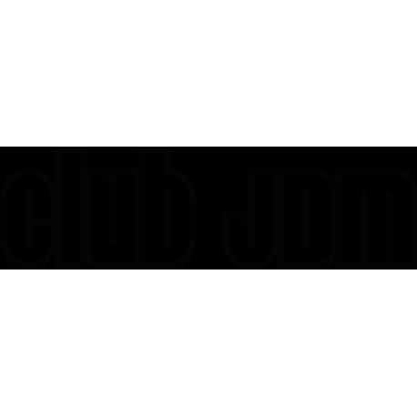 Club JDM - Клуб JDM