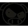 Subaru Pig - знак памяти о раллийной истории марки Subaru