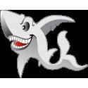 Веселая акула