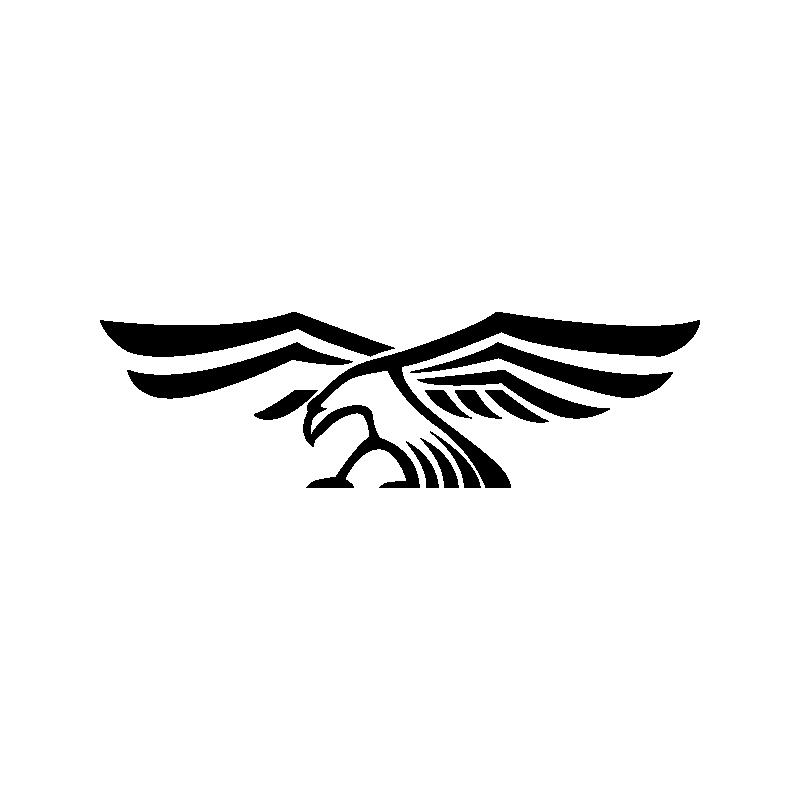 нашу орел векторный рисунок топ