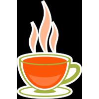 Чашка апельсинового чая