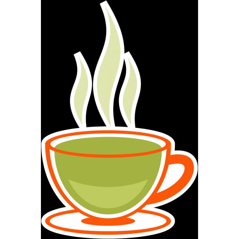Картинки чашка чая нарисованные