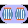 Табла, индийские барабаны