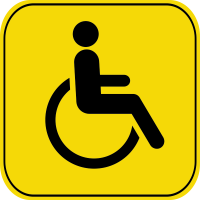 Знак инвалид за рулем 5