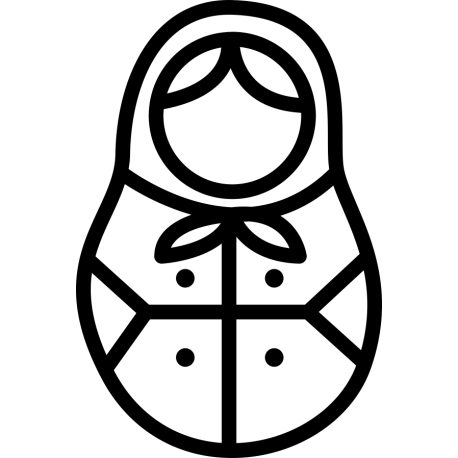 Матрёшка 18