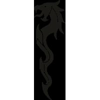 Татуировка Дракон 7