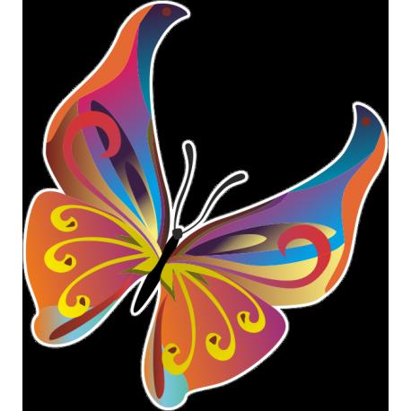 Бабочка 100
