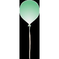 Воздушный шарик 8