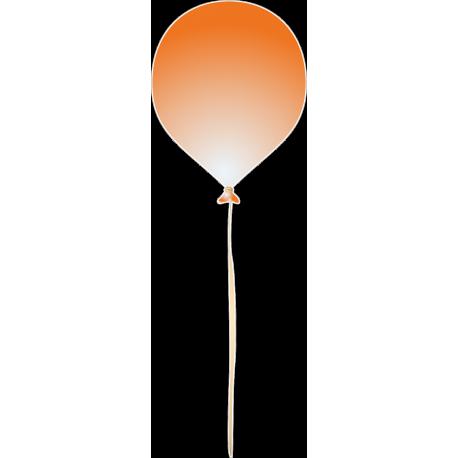 Воздушный шарик 9
