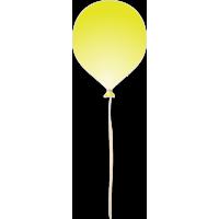 Воздушный шарик 13