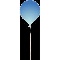 Воздушный шарик 15