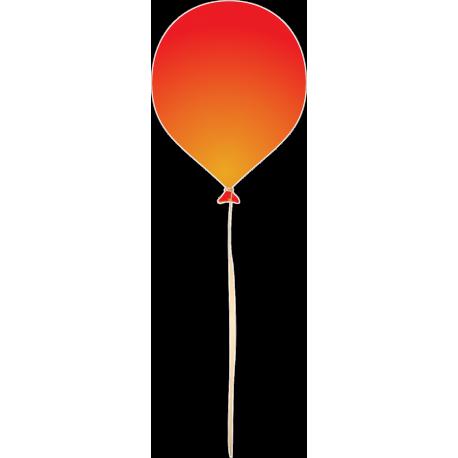 Воздушный шарик 18