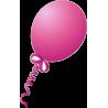 Воздушный шарик 21