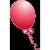 Воздушный шарик 22
