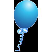 Воздушный шарик 23