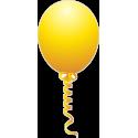 Воздушный шарик 25
